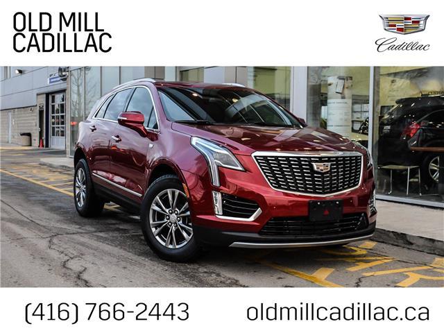 2021 Cadillac XT5 Premium Luxury (Stk: MZ136992) in Toronto - Image 1 of 15
