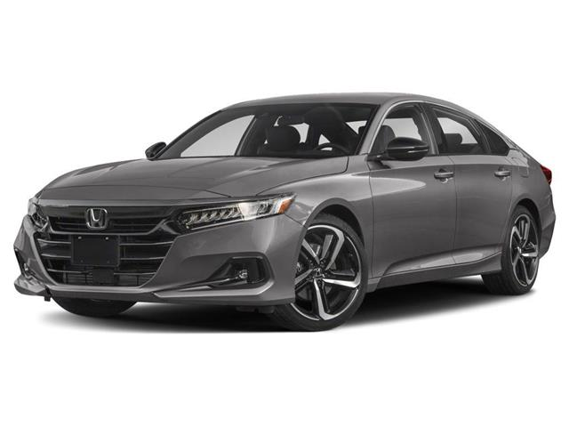 2021 Honda Accord SE 1.5T (Stk: N5820) in Niagara Falls - Image 1 of 9