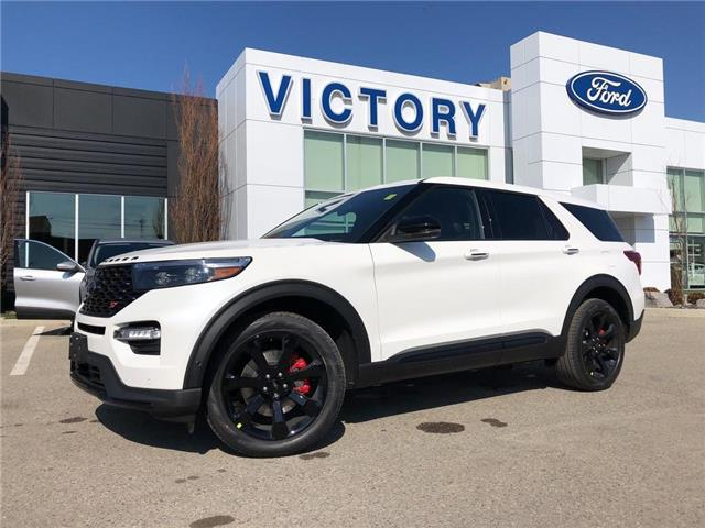 2021 Ford Explorer ST (Stk: VEX20084) in Chatham - Image 1 of 17