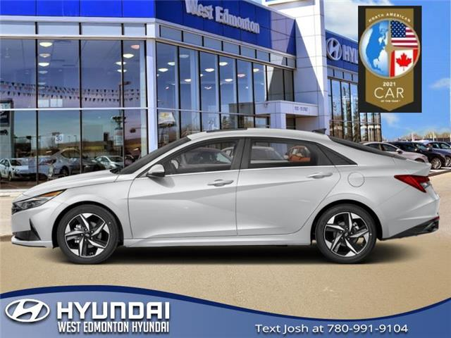 2021 Hyundai Elantra N Line (Stk: EL10945) in Edmonton - Image 1 of 1