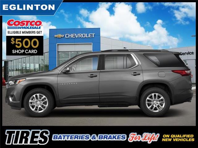 2021 Chevrolet Traverse LT Cloth (Stk: MJ181509) in Mississauga - Image 1 of 1