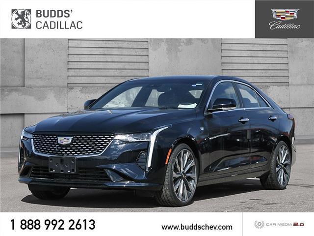 2021 Cadillac CT4 Premium Luxury (Stk: C41010) in Oakville - Image 1 of 25