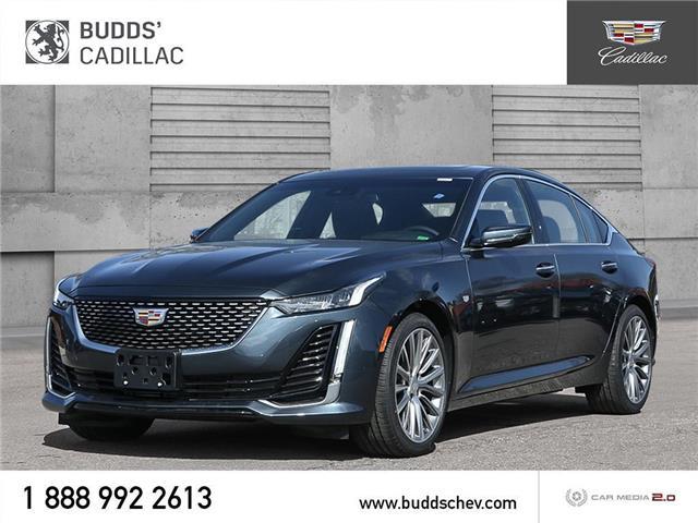 2021 Cadillac CT5 Premium Luxury (Stk: C51007) in Oakville - Image 1 of 25