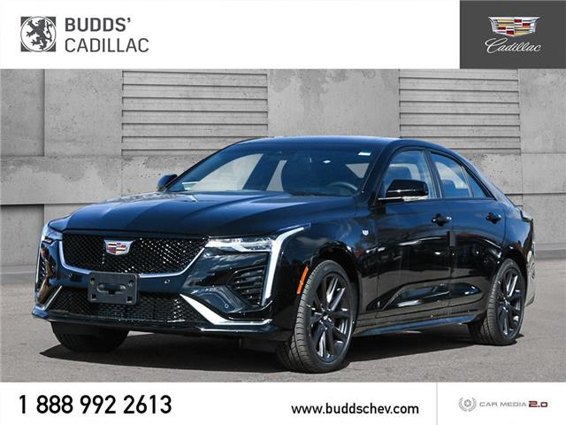 2021 Cadillac CT4 Sport (Stk: C41002) in Oakville - Image 1 of 25