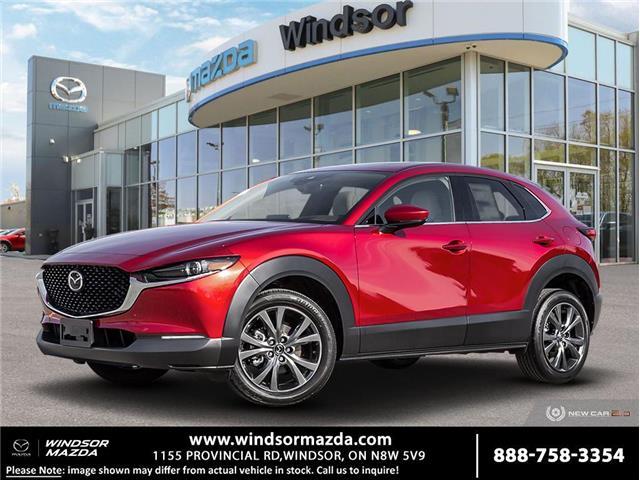 2021 Mazda CX-30 GT (Stk: X341761) in Windsor - Image 1 of 11