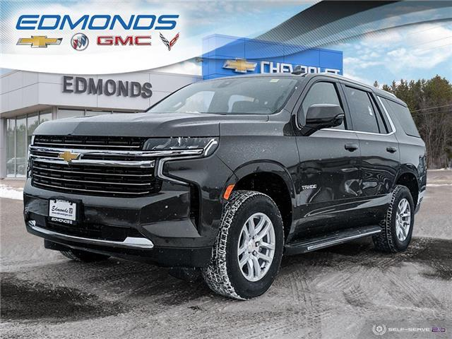 2021 Chevrolet Tahoe LT (Stk: 1205) in Huntsville - Image 1 of 27