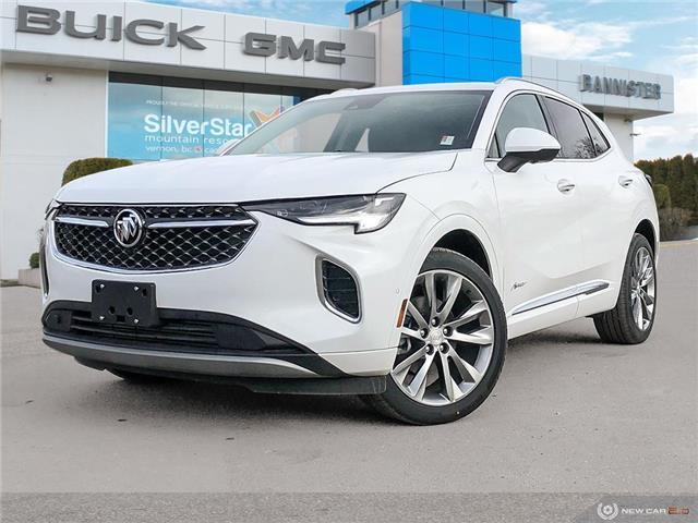 2021 Buick Envision Avenir (Stk: 21226) in Vernon - Image 1 of 25