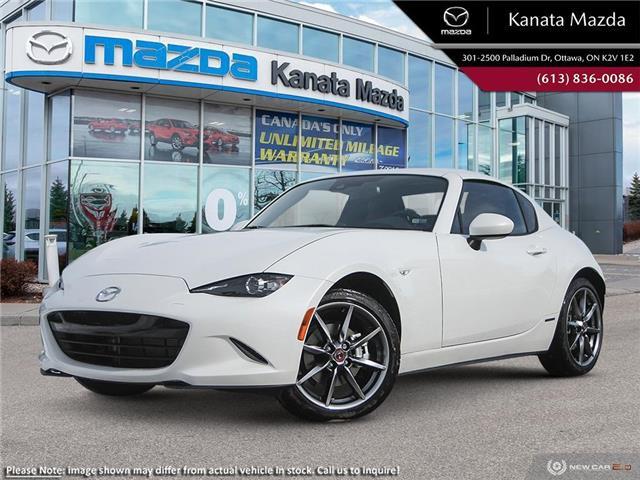 2021 Mazda MX-5 RF 100th Anniversary Edition (Stk: 12009) in Ottawa - Image 1 of 23