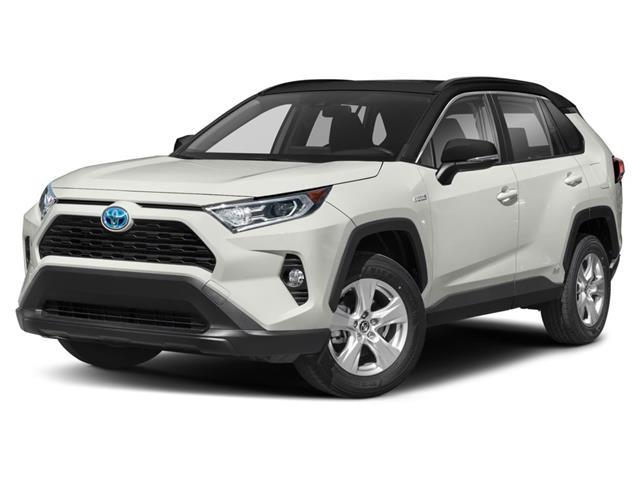 2021 Toyota RAV4 Hybrid XLE (Stk: 15244) in Waterloo - Image 1 of 12