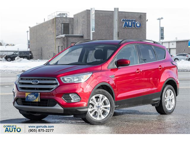 2018 Ford Escape SE (Stk: A76366) in Milton - Image 1 of 19