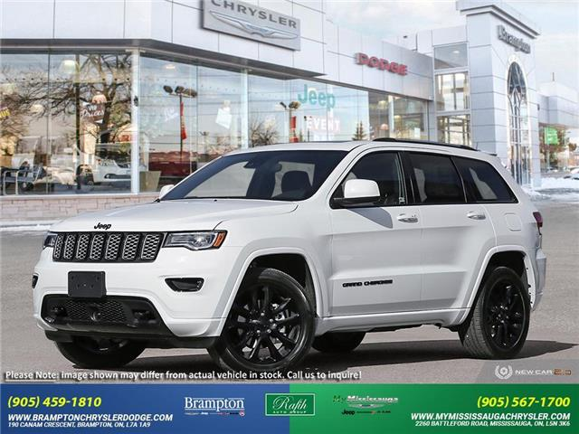 2021 Jeep Grand Cherokee Laredo (Stk: 21577) in Brampton - Image 1 of 22