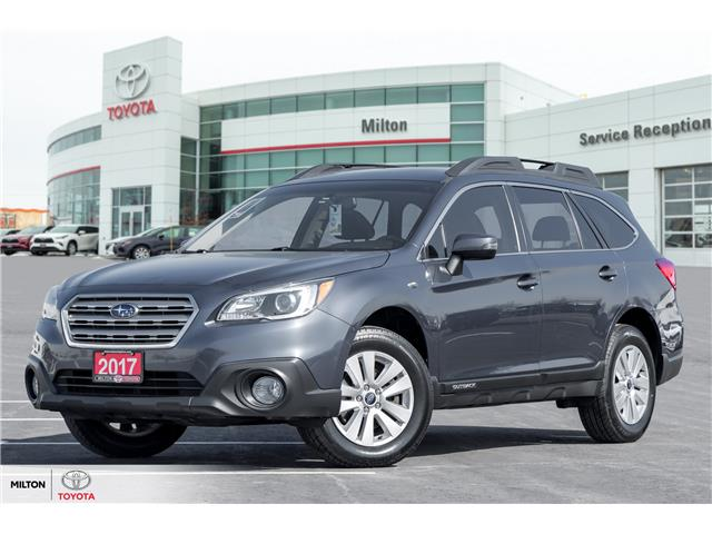 2017 Subaru Outback 2.5i (Stk: 376018) in Milton - Image 1 of 23