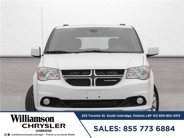 2020 Dodge Grand Caravan Premium Plus (Stk: 3393D) in Uxbridge - Image 1 of 23