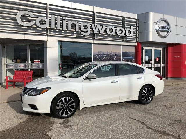 2018 Nissan Altima 2.5 SL Tech (Stk: P4853A) in Collingwood - Image 1 of 22