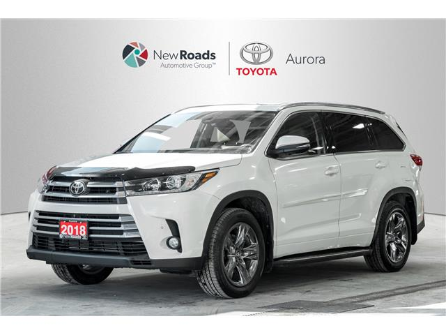 2018 Toyota Highlander  (Stk: 6818) in Aurora - Image 1 of 25