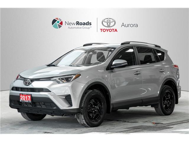 2017 Toyota RAV4 LE (Stk: 68241) in Aurora - Image 1 of 18
