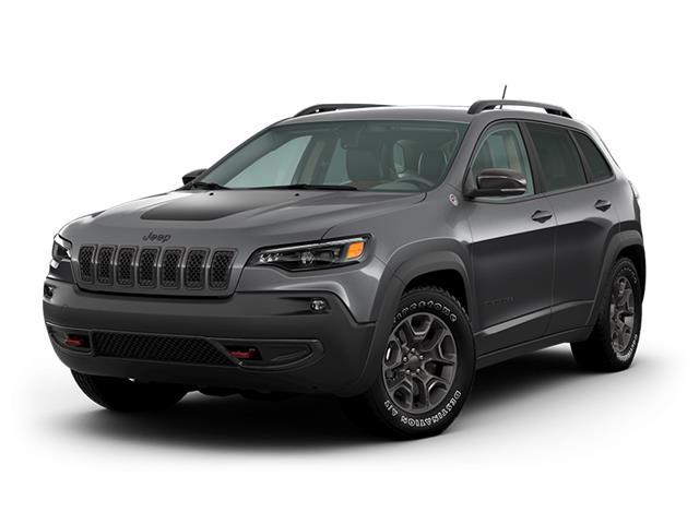 2021 Jeep Cherokee Trailhawk (Stk: M142) in Miramichi - Image 1 of 1