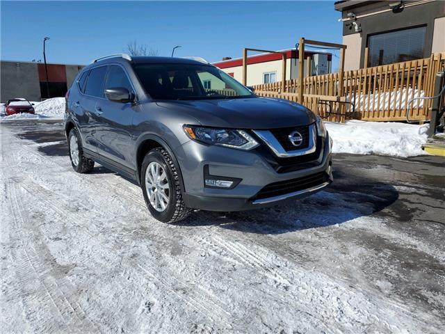2017 Nissan Rogue SV (Stk: -) in Ottawa - Image 1 of 20