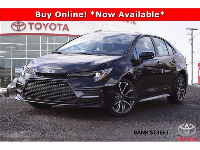 2021 Toyota Corolla SE (Stk: 28966) in Ottawa - Image 1 of 26