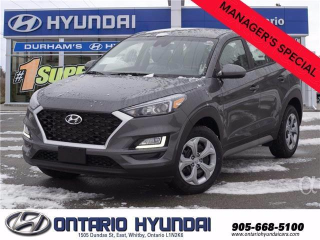 2021 Hyundai Tucson Preferred (Stk: 381061) in Whitby - Image 1 of 21