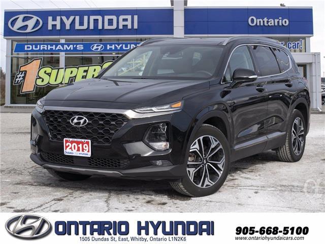 2019 Hyundai Santa Fe Ultimate 2.0 (Stk: 68227K) in Whitby - Image 1 of 20