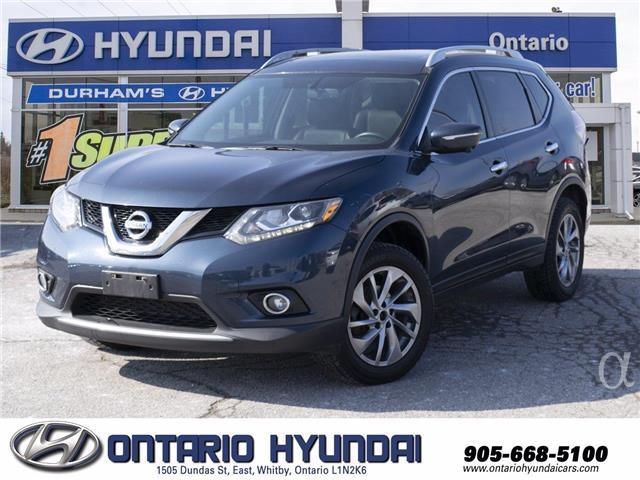 2015 Nissan Rogue SL (Stk: 15682K) in Whitby - Image 1 of 21