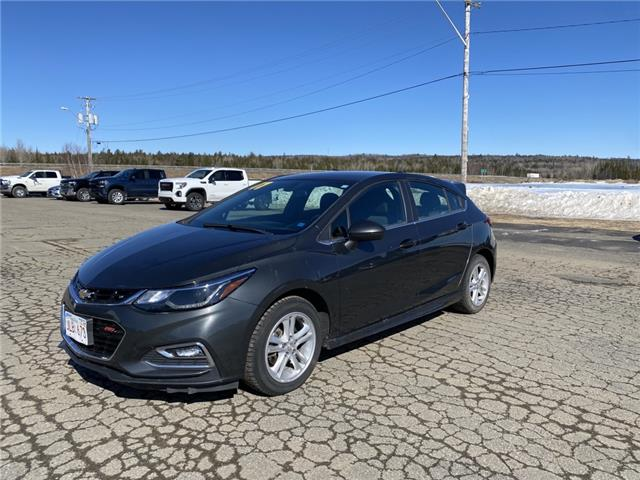 2017 Chevrolet Cruze Hatch LT Auto (Stk: 21087A) in St. Stephen - Image 1 of 6