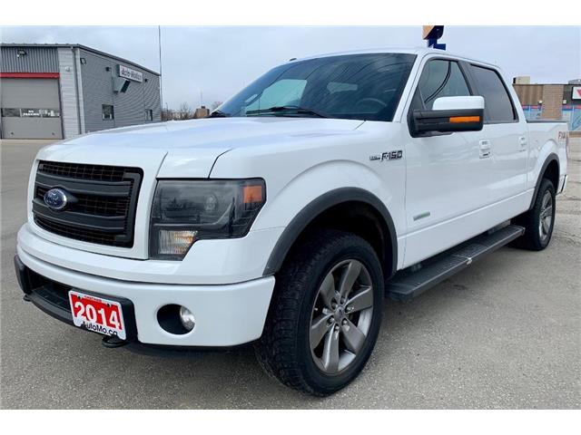 2014 Ford F-150  (Stk: 21247) in Chatham - Image 1 of 1