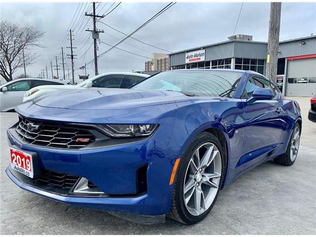 2019 Chevrolet Camaro  (Stk: 21199) in Chatham - Image 1 of 1