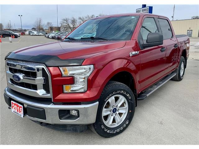 2015 Ford F-150  (Stk: 21285) in Chatham - Image 1 of 1