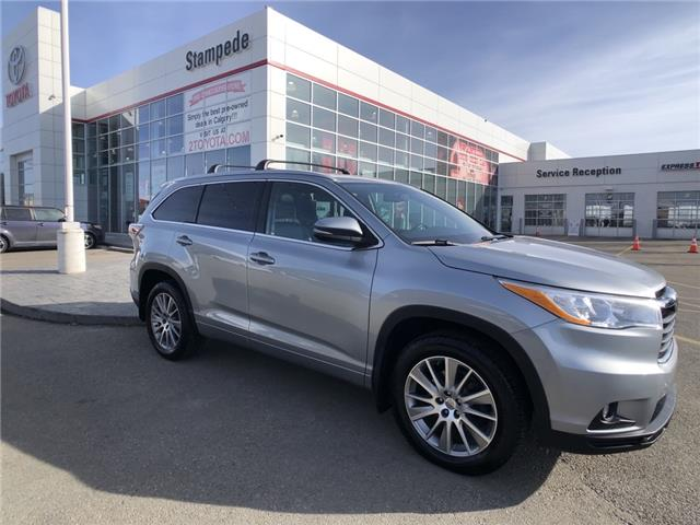 2015 Toyota Highlander XLE (Stk: 9321A) in Calgary - Image 1 of 24