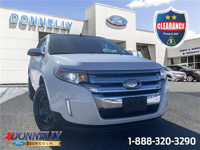 2014 Ford Edge Limited (Stk: CLDT1559A) in Ottawa - Image 1 of 27