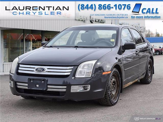 2007 Ford Fusion SEL (Stk: 21135A) in Sudbury - Image 1 of 24