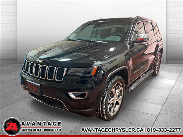 2021 Jeep Grand Cherokee Limited (Stk: 41043) in La Sarre - Image 1 of 17