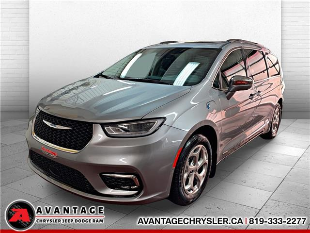 2021 Chrysler Pacifica Hybrid Limited (Stk: 41040) in La Sarre - Image 1 of 17