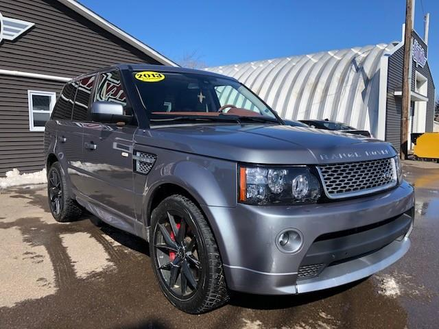 2013 Land Rover Range Rover Sport Supercharged (Stk: ) in Sussex - Image 1 of 29