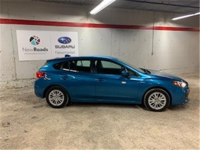 2017 Subaru Impreza Touring (Stk: L010) in Newmarket - Image 1 of 15