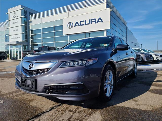2017 Acura TLX Base (Stk: A4369) in Saskatoon - Image 1 of 21