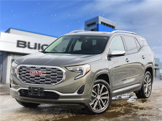 2018 GMC Terrain Denali (Stk: 4614A) in Dawson Creek - Image 1 of 15