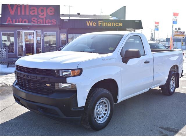 2019 Chevrolet Silverado 1500 Work Truck (Stk: CONSIGN) in Saskatoon - Image 1 of 15