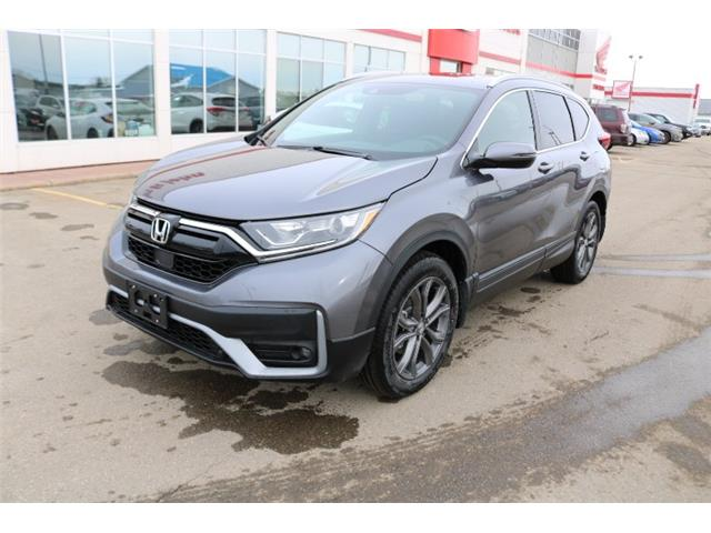2021 Honda CR-V Sport (Stk: 21028) in Fort St. John - Image 1 of 28