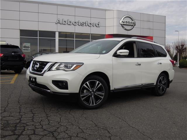 2020 Nissan Pathfinder Platinum (Stk: A20401) in Abbotsford - Image 1 of 30