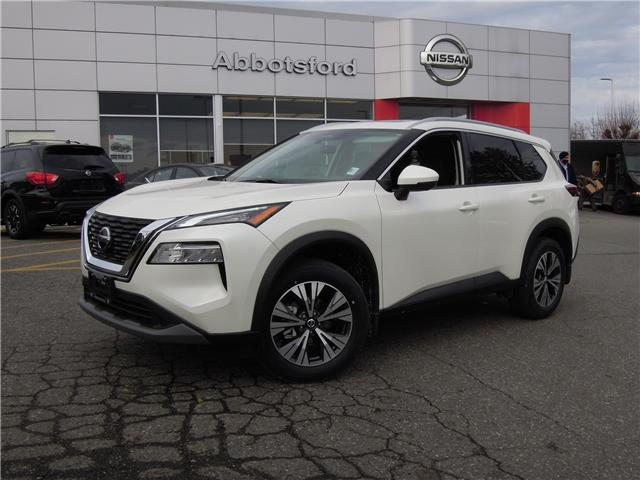 2021 Nissan Rogue SV (Stk: A21028) in Abbotsford - Image 1 of 29