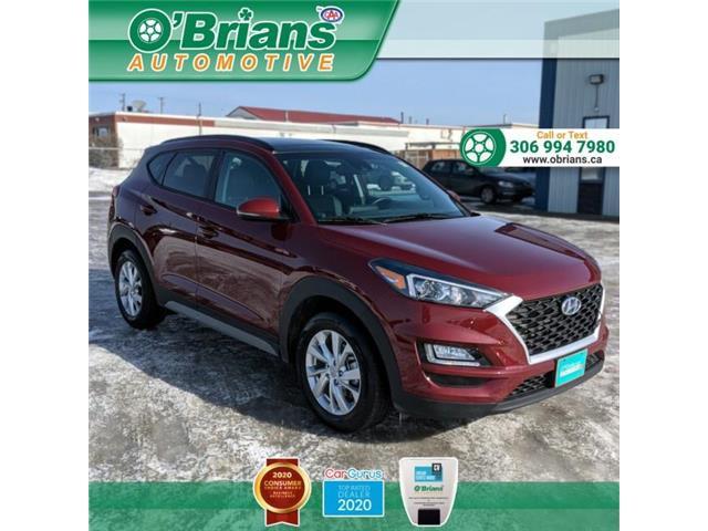 2020 Hyundai Tucson Preferred w/Trend Package (Stk: 14258A) in Saskatoon - Image 1 of 22