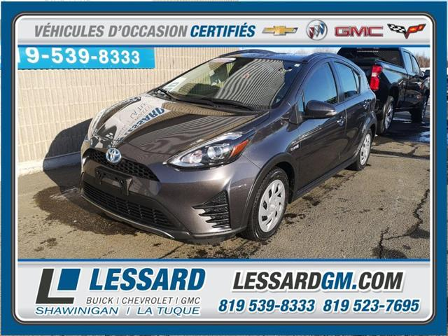 2018 Toyota Prius C  (Stk: 20-604AS) in Shawinigan - Image 1 of 22