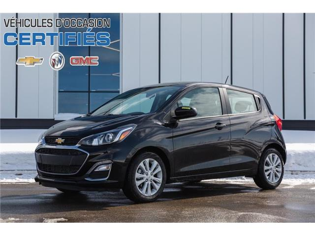 2019 Chevrolet Spark 1LT Manual (Stk: 34484A) in Trois-Rivières - Image 1 of 30