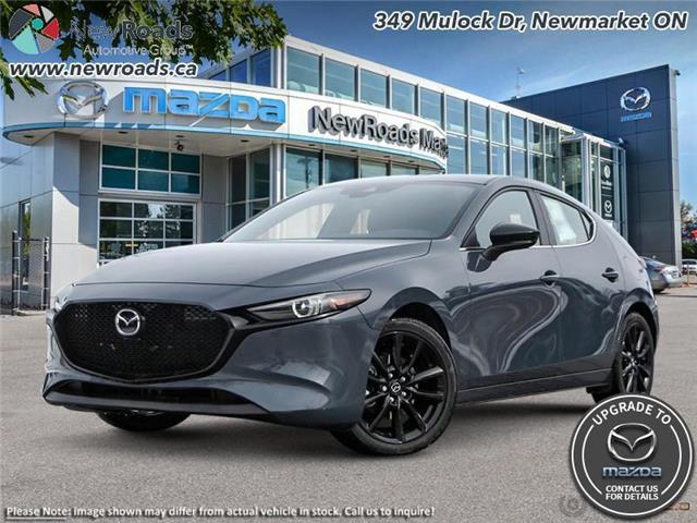 2021 Mazda Mazda3 Sport GT w/Turbo Auto i-ACTIV (Stk: 42057) in Newmarket - Image 1 of 23