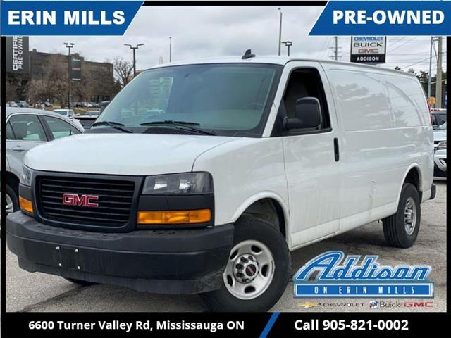 2020 GMC Savana 2500 Work Van (Stk: UM234979) in Mississauga - Image 1 of 16