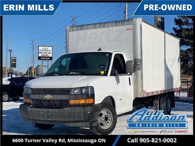 2019 Chevrolet Express Cutaway Work Van (Stk: UM012045) in Mississauga - Image 1 of 13