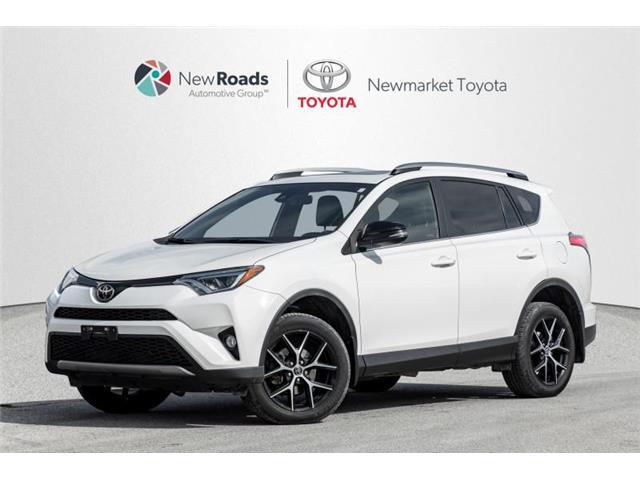 2017 Toyota RAV4 SE (Stk: 359361) in Newmarket - Image 1 of 24